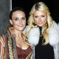 Brooke Mueller and Paris Hilton