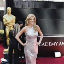 Erin Andrews at the Oscars