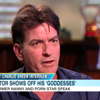 Charlie Sheen Interview