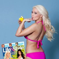 Holly madison in life and style