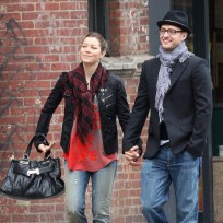 Timberlake and biel photo