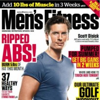 Scott Disick on Men's Fitness