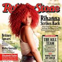 Rihanna in RS