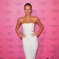 Is Candice Swanepoel too thin?