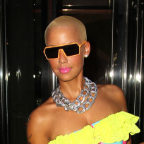 Amber Rose Fashion Choice