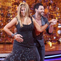 Kirstie and Maks Action
