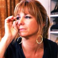 Jill Zarin Cries