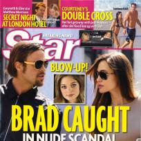 Brangelina scandal