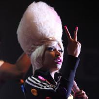 Nicki Minaj Concert Pic