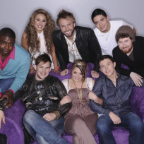 Who was the best of American Idol's top eight?