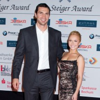 Hayden Panettiere and Wladimir Klitschko Picture