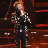 Paul McDonald on American Idol