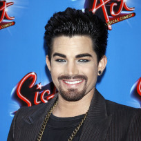 Adam Lambert's New Look
