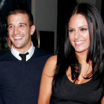 Mark Ballas and Pia Toscano
