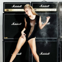 Hot Heather Morris Picture