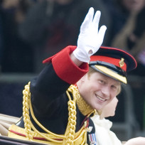 Prince Harry, Best Man