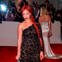 Rihanna at the MET Costume Gala