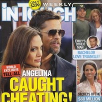 Angelina Cheating on Brad!
