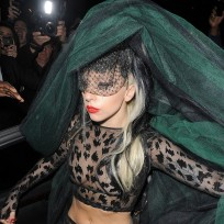 What do you think of Lady Gaga's hair dress?