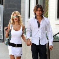 Shauna Sand and Laurent Homburger