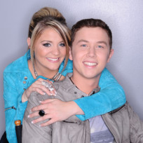 Which finalist will win American Idol: Lauren Alaina or Scotty McCreery?