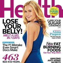 Anna Paquin on Health