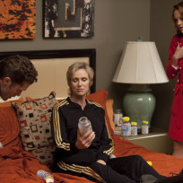 Will Jane Lynch make a good Emmy host?