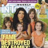 Teresa Giudice Tabloid Cover