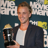 Who dressed better: Tom Felton or Steven R. McQueen?