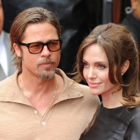Brangelina at Movie Premiere