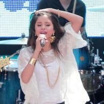 Selena Gomez in Santa Monica