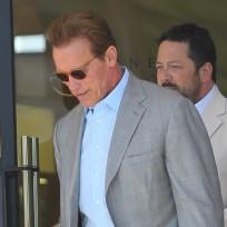 Schwarzenegger, Wedding Ring