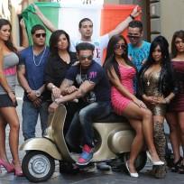 Jersey Shore Season Four Cast