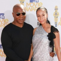 Mike Tyson and Lakiha Spicer Picture