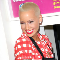 Amber Rose at Millions of Milkshakes
