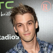 Aaron Carter Photograph