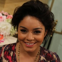 What's Vanessa Hudgens' best hair?