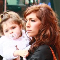 Farrah Abraham and Daughter Sophia