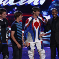 AGT Results Show