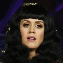 Katy Perry, Black Hair