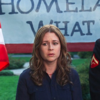 Jenna Fischer in A Little Help