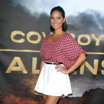 Olivia Munn Movie Premiere Pic