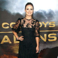 Olivia Wilde Movie Premiere Pic