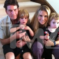 Charlie, Brooke and Twins