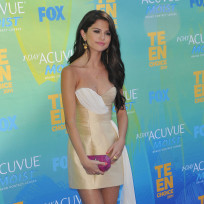 Selena Gomez at the TCAs
