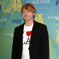 Rupert grint at the tcas