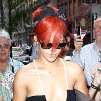 Rihanna Cleave Action