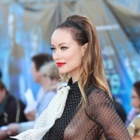 What do you think of this dress on Olivia Wilde?