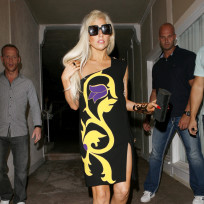 Normal Lady Gaga Fashion!