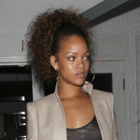 Rihanna Looking Normal